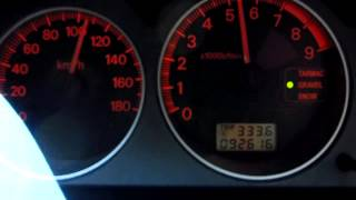 ランサーエボリューションⅦGSR 平成13年式 9万キロオーバーの加速。 峠...
