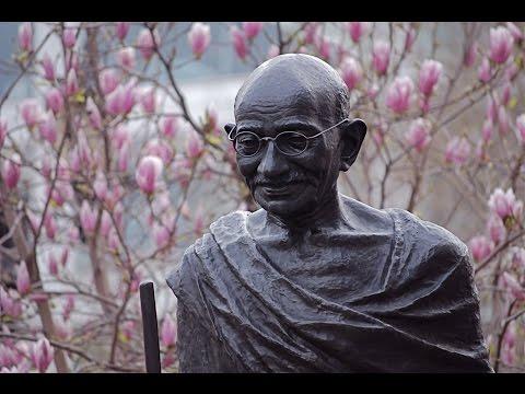Gandhi statue unveiled at Britain's Parliament Square