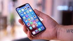 iPhone X Unboxing: Willkommen in der Zukunft! - felixba