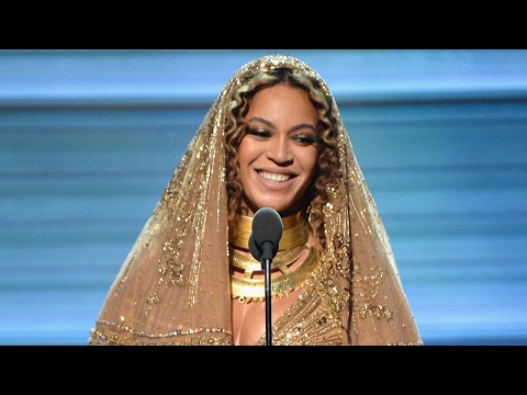 Beyonce Gives EMOTIONAL & Inspirational Speech After Lemonade Wins At 2017 Grammy Awards