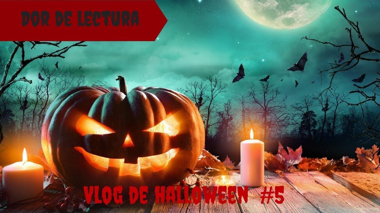 vlog de halloween 5 (jocuri) - youtube