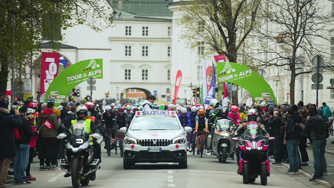 Innsbruck - Stage #1 and #2 - Tour of the Alps 2021