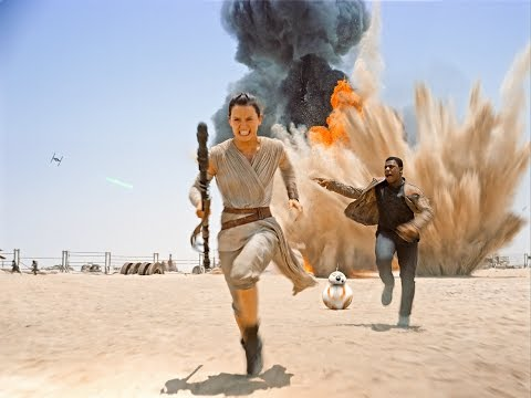 Exclusive: Behind The Abu Dhabi Scenes of Star Wars: The Force Awakens