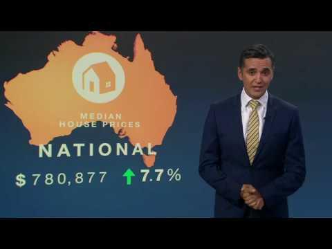 SBS FINANCE | Sydney's $1.1m median property
