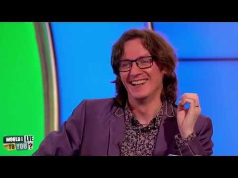 "Ed Byrne: ""I once found a steak pie down my trousers."" - Would I Lie to You? [HD]"