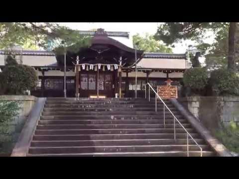 Romantic City Kyoto 京の都ぶらぶら放浪記:新日吉神宮(京都府京都市東山区妙法院前側町451-1)