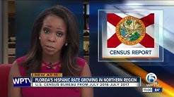 Census shows greatest Hispanic growth rate in north Florida