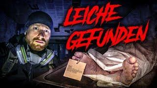 Die LEICHE die die POLIZEI nicht finden wollte - LOST PLACES | Fritz Meinecke