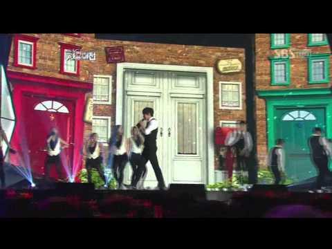 Leeseungki - Tonight+Lovetime @SBS MUSIC FESTIVAL 가요대전 20111229