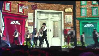Leeseungki - Tonight+Lovetime @SBS MUSIC FESTIVAL 가요대전 20111229