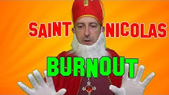 Saint-Nicolas est en burnout - FREDMAN