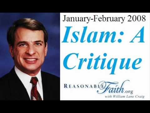 A Critique of Islam (William Lane Craig)
