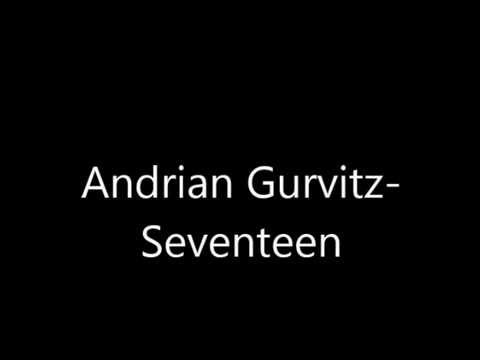 Adrian Gurvitz  -  Seventeen