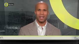 Richard Jefferson FRUSTRATED LeBron - MJ; GOAT debate should stop until James retires | SportsCenter