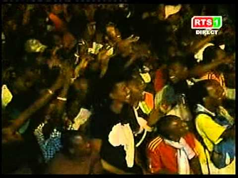 DJ Arafat in Senegal