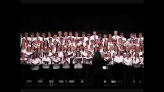 Behold God the Lord - Felix Mendelssohn (Maine AllState Choir 2012) (Text in Description)