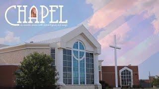 Chapel at Bear Creek Church, Easter, April 4, 2021, 8am.
