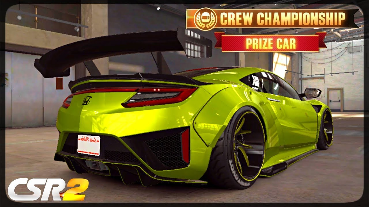 Csr Racing  Milestone Car
