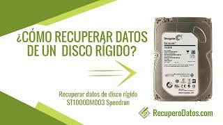 Recuperar datos de disco rígid…