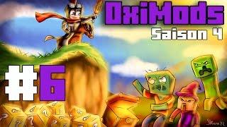 [Minecraft] OxiMods Saison 4 Ep.6 Le nouveau monde !!!