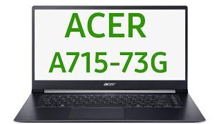 Ноутбук Acer Aspire 7 A715-73G