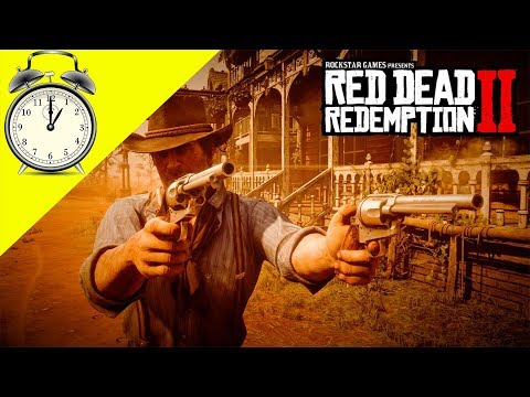 Red Dead Redemption 2 COUNTDOWN TO NEW TRAILER RELEASE