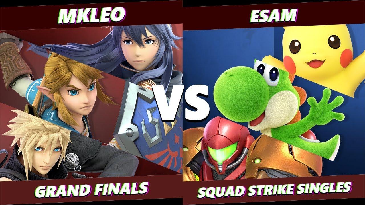 Super Smash Bros  Ultimate World Championship - Japan Wins