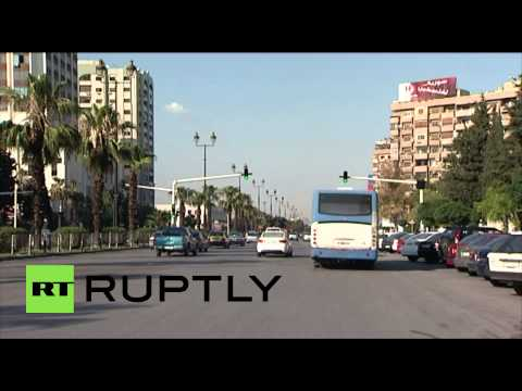 Syria: Syrian election campaign kicks off in Damascus