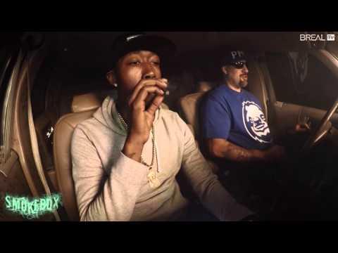 Freddie Gibbs - The Smokebox | BREALTV