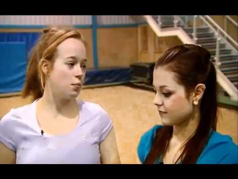 Megan Prescott and Lisa Backwell