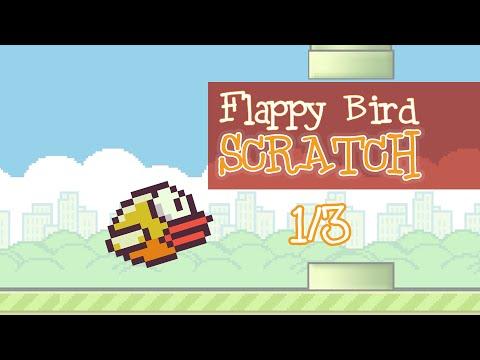 VideoJuego de Flappy Bird programado con Scratch (1/3)
