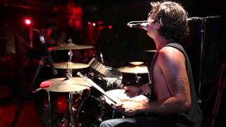 Hail The Sun - Human Target Practice [Donovan Melero] Drum Video Live [HD]