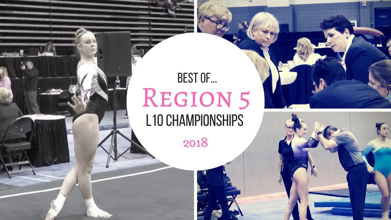 2d49b83a8d00 Best of … 2018 Region 5 Level 10 Championships
