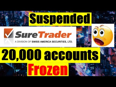Suretrader Suspended Update - What Is Next For This Penny Stock Day Trading Broker?