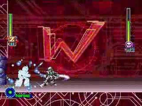 ROCKMAN X5 - Zero VS X