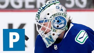 Canucks Demko unfazed by his hot start | The Province