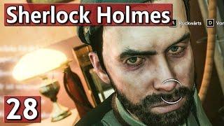 SCHICKSALSSCHLAG ► Sherlock Holmes The Devils Daughter #28