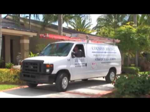 Cousins Air Inc  | Air Conditioning Florida Sales Service ac Repair