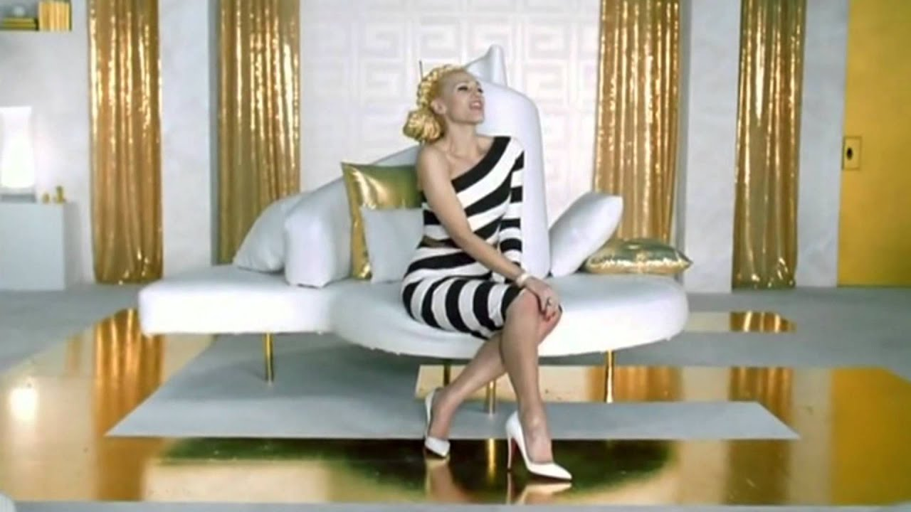 Gwen Stefani In Quot The Sweet Escape Quot Music Video Sdtv Youtube