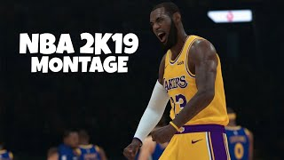 """NBA 2K19 