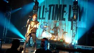 All Time Low - Lost in Stereo - Kerrang! Relentless Tour 2010 - Live at Manchester Academy - 4th Februrary 2010