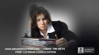 Gambar cover OWE THE IRS? GET ASSISTANCE! ADVANCE TAX RELIEF LLC  www.advancetaxrelief.net