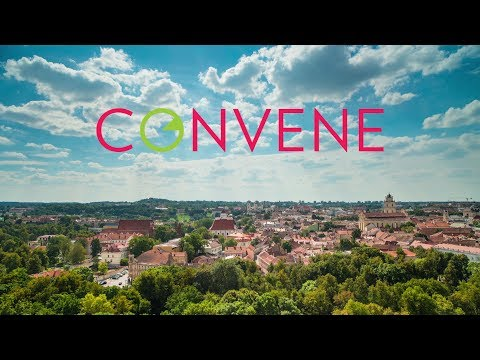 CONVENE 2019 in Vilnius, Lithuania with EVINTRA
