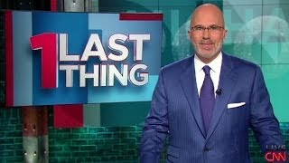 Michael Smerconish and 'One Last Thing'