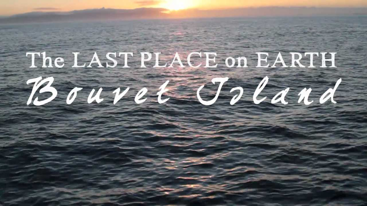 BOUVETØYA - The Last Place on Earth - Trailer