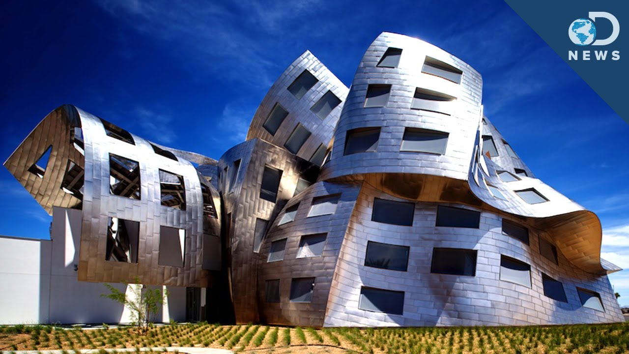 Curved Architecture Why Our Brains Love Curved Buildings Youtube
