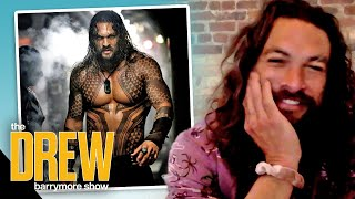 Jason Momoa On Lying To Book His First Acting Gig And Collaborating On Aquaman 2 Script