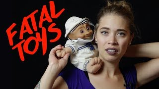 YES, FIDGET SPINNERS CAN KILL YOU - Hazardous Toys & Possessed Dolls // Death Happens | Snarled
