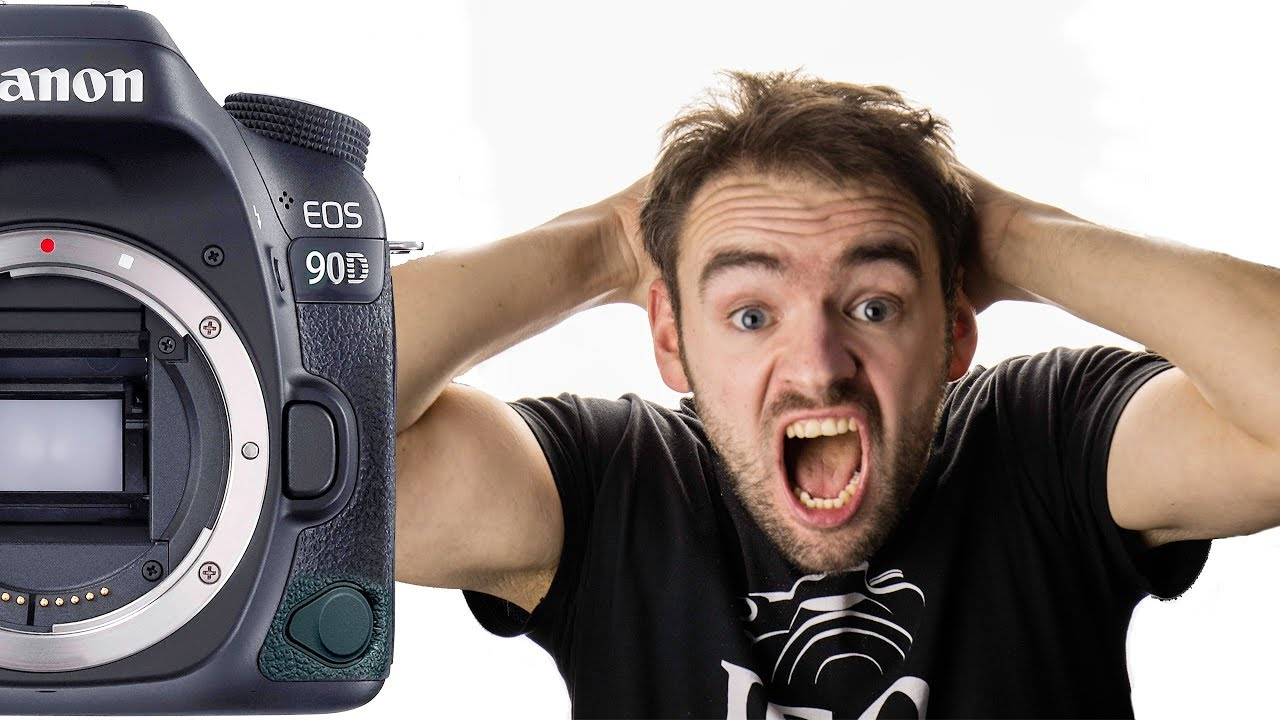 Finally 4K? Canon 90D - What and When?