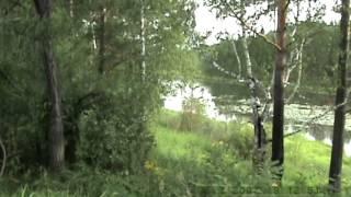 п.Шумский. р. Уда. Черное озеро.